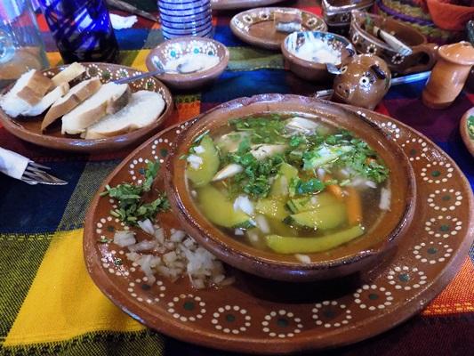 Gastronomía El Quelite 2017