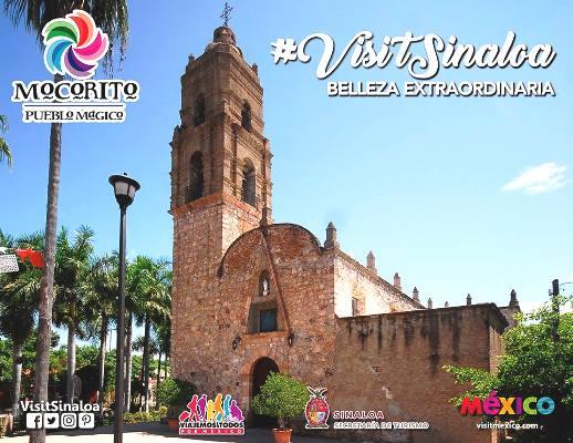 Mocorito Pueblo Mágico Sinaloa México