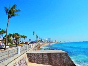 La transformación del Malecón de Mazatlán Tramo: AV. Del Mar
