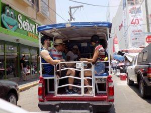 Se declaran transportistas de Mazatlán listos para Verano 2017