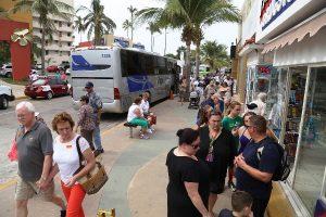 Se Consolidad Llegada de Cruceros en Mazatlán 2017