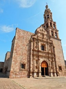 El Rosario Pueblo Mágico Sinaloa México