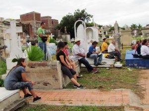 Panteón ángela Peralta Mazatlán 2017