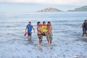 En la Isla de la Piedra la seguridad de los turistas y viajeros es prioridad