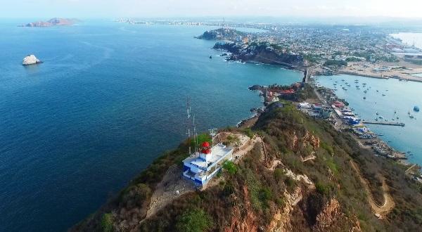 El Faro de Mazatlán y su Tirolesa 2017