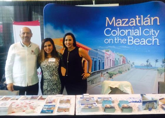 Promocionan a Sinaloa y Mazatlán en Minnesota 2017