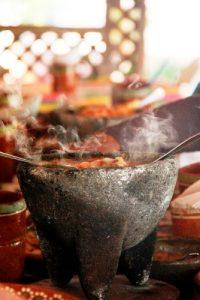 Cocina de la Independencia de México 2017