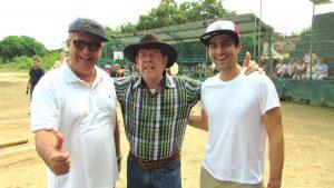 Marcos Osuna, Antonio Toledo Ortiz y el Jr. Toledo