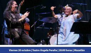 Omara Portuondo y Diego El Cigala Festival Cultural Sinaloa 2017