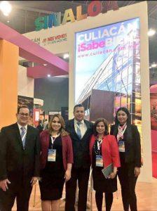 Sinaloa Participa en la Expo IBTM Latín América 2017