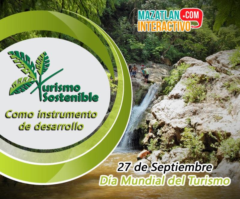 Día Mundial del Turismo 2017 Turismo Sostenible