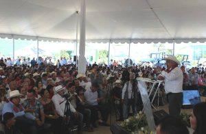 Inauguración Expo Maíz Sinaloa 2017