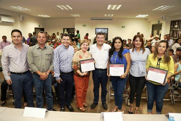 Comercio a la Sierra en Ahome y Avanza Prograna Compite Sinaloa