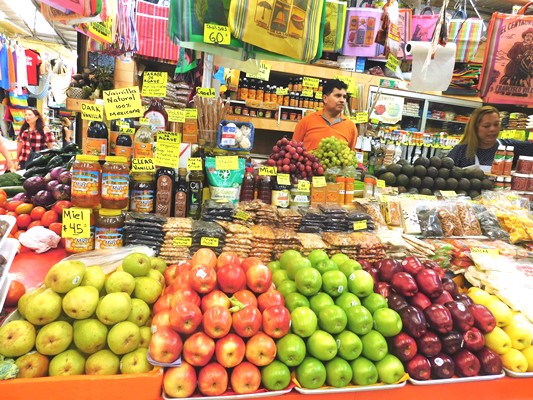 Se avanza en la mejora de los mercados municipales de Sinaloa 2017