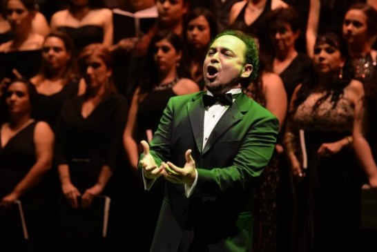 Coro Ángela Peralta celebra su primer cuarto de siglo