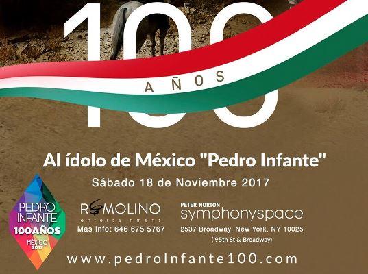 Pedro Infante mueve a Sinaloenses en New York