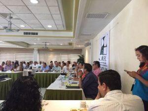 Javier Lizárraga Mercado en AMPI Mazatlán 2017 a