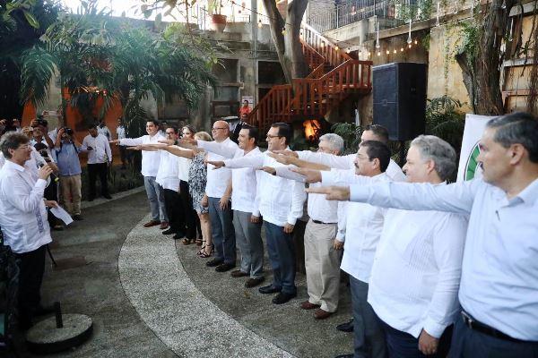 Toma Protesta Comité Tianguis Turístico Mazatlán 2018