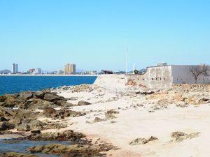 El Fuerte 31 de Marzo y la Casa del Marino, hasta ahora los patitos feos de la trasformación de Mazatlán