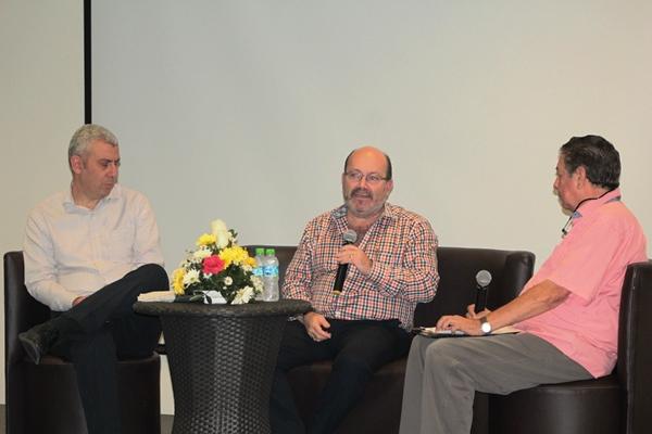 Conferencias Tendencias Globales del Turismo de Negocios MIC, Codesin 2017 1