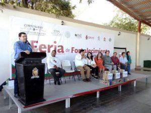 Feria del Empleo y Fortalecimiento a las Mypimes de Sinaloa de Leyva 2017