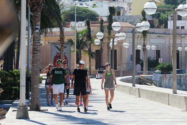 Harán circuito peatonal de fin de semana en el Centro Histórico de Mazatlán 2017
