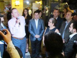 Inauguración Hotel Centro Histórico de Mazatlán 2017 Quirino Ordaz Coppel 1