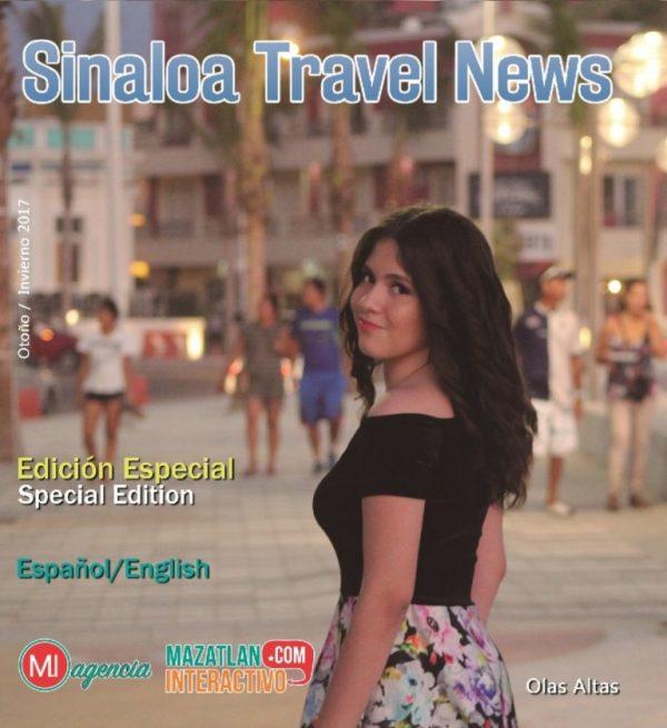 Portada-Sinaloa-Travel-Neews-Priemra-Edición-María-Fernanda-Lizárraga Tejeda-Modelo