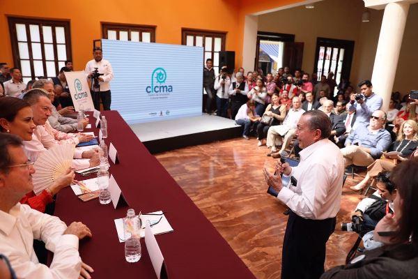 Centro de Innovación y Cultura Mazatlán Presentación 2018