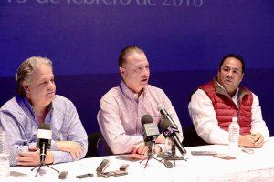 Elenco Carnaval Internacional de Mazatlán 2018 Patasalada