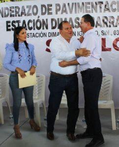 Playas Barras de Piaxtla contarán con carreta pavimentada total