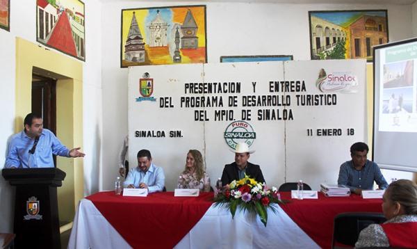 Sinaloa de Leyva Pueblo Señorial 2018 Programa Desarrollo Turístico