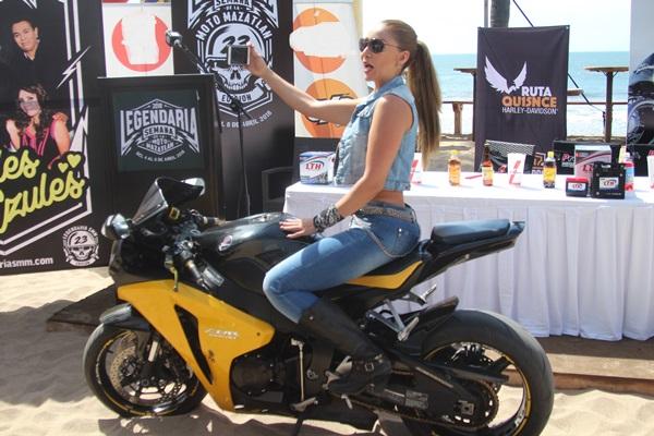 Anuncian XXIII Edición Legendaria Semana Internacional de la Moto Mazatlán 2018 1