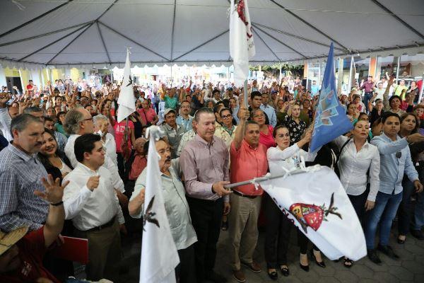 Obras para El Rosario Pueblo Mágico 2018