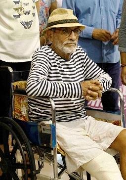 Entrevista Pito Pérez de 1997 en Mazatlán Interactivo Impreso por Iván Lizárraga Actualizada en 2018 a la muerte del artista aaa