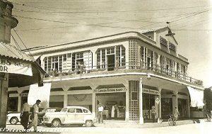 Mercado Pino Suárez Mazatlán 1950