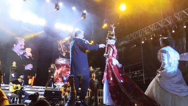 Bosé en Mazatlán 2018
