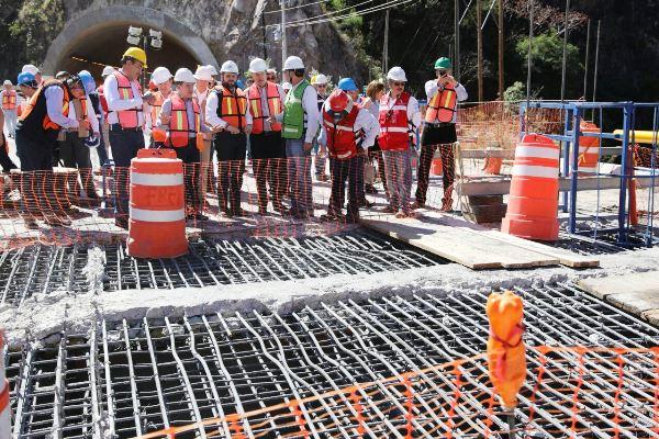 Puente El Carrizo Reapertura Marzo 2018 5