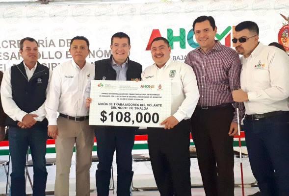 Pymes Sinaloa montos d eparticipación Apoyos INADEM 2017 1