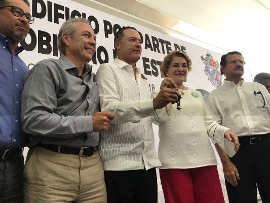 Se Concreta Donación de Edifico de Banorte para Centro de Innovación y Cultura de Mazatlán 2018