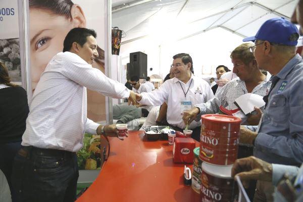 Sedeco Pabellón Expo AGro Sinaloa 2018
