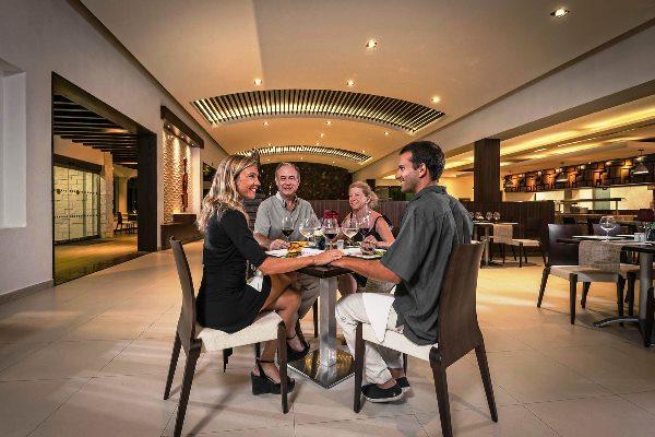 El Cid Resorts Excelencia Reconocimiento TripAdvisor 2017 Restaurante Marina