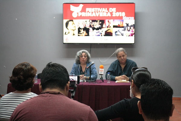Festival de Primavera Mazatlán Marzo 2018