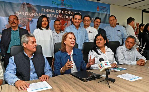 Sinaloa Lanza Programa Palyas Limpias 2018