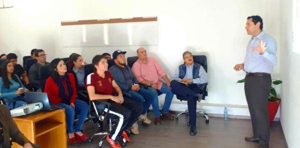 Visita SE Sinalao Alumnos UAO 2018